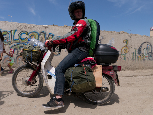 ATGATT - All The Gear, All The Time or not. London, this way in 11,000km